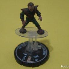 Figuras de acción: MUÑECO HEROCLIX DE MOLECULE MAN. Lote 183904922