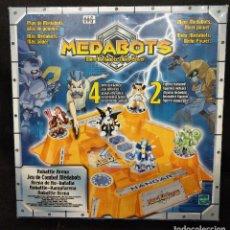 Figuras de acción: ROBATTLE ARENA MEDABOTS- HASBRO 1999. Lote 184741908