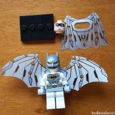 Figuras de acción: MINIFIGURA COMPATIBLE CON LEGO BATMAN DOS TIPO DE ALAS Y DOS CABEZAS NUEVO PRECINTADO. Lote 186363988