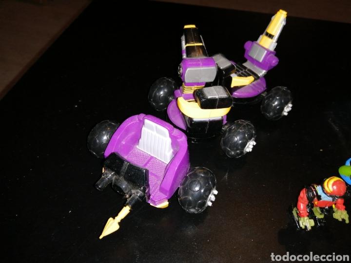 Figuras de acción: Gran lote ZBOTS figuras vehiculos naves gran robot leer descripcion - Foto 2 - 187606713