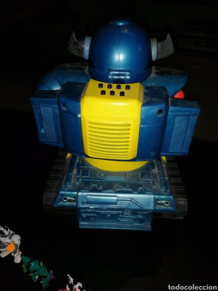 Figuras de acción: Gran lote ZBOTS figuras vehiculos naves gran robot leer descripcion - Foto 6 - 187606713