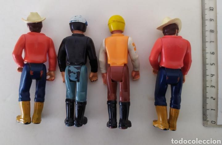 Figuras de acción: Lote figuras Fisher price 1976 adventure people figura acción muñecos - Foto 2 - 188436375