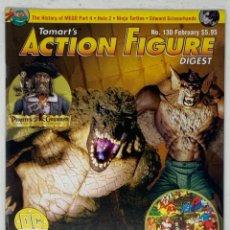 Figuras de acción: TOMART´S ACTION FIGURE DIGEST Nº130 PIRATAS CARIBE. Lote 188670021