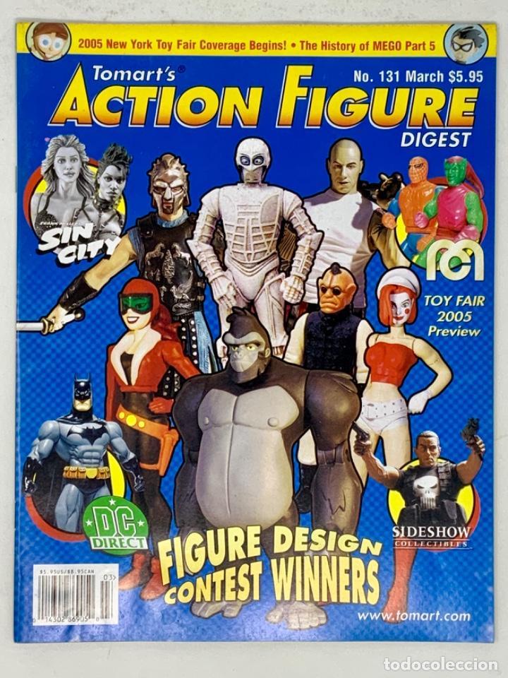 TOMART´S ACTION FIGURE DIGEST Nº131 (Juguetes - Figuras de Acción - Otras Figuras de Acción)