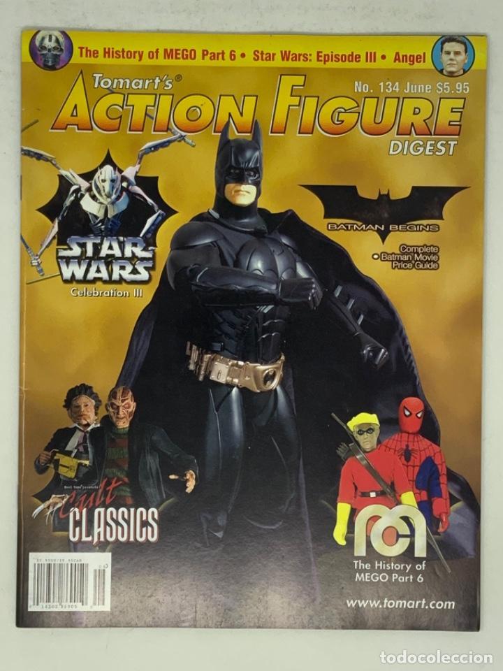 TOMART´S ACTION FIGURE DIGEST Nº134 BATMAN (Juguetes - Figuras de Acción - Otras Figuras de Acción)