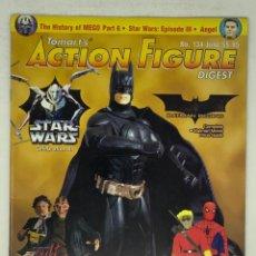Figuras de acción: TOMART´S ACTION FIGURE DIGEST Nº134 BATMAN. Lote 188670105