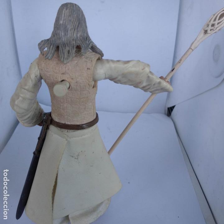 Figuras de acción: ESDLA - Figura toy Biz Gandalf el blanco - El señor de los anillos - - Foto 3 - 188739723