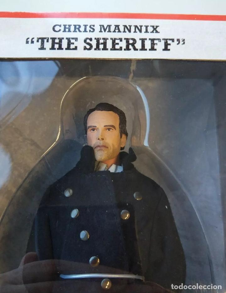 Figuras de acción: Figura Los Odiosos Ocho - Sheriff - NECA - vintage retro - the hateful eight - Foto 2 - 206404498