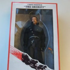 Figuras de acción: FIGURA LOS ODIOSOS OCHO - SHERIFF - NECA - VINTAGE RETRO - THE HATEFUL EIGHT. Lote 206404498