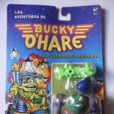 Figuras de acción: BUCKY O´HARE TODO MARISCAL FIGURA NUEVA EN BLISTER HASBRO MB 1991. Lote 189699612
