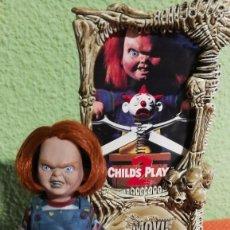 Figuras de acción: CHUCKY MOVIE MANIACS MCFARLANE 1999 APROX 13 CM. Lote 189716372
