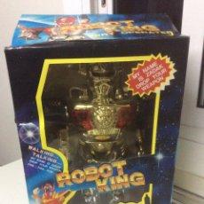 Figuras de acción: ZADAK ROBOT KING AÑOS 90. Lote 190536608