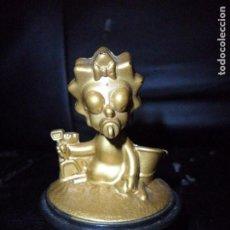 Figurines d'action: MAGGIE SIMPSON - LOS SIMPSONS THE MOVIE - FIGURA CON SONIDO EN ESPAÑOL- FOX 2007 BURGER KING -. Lote 191601947