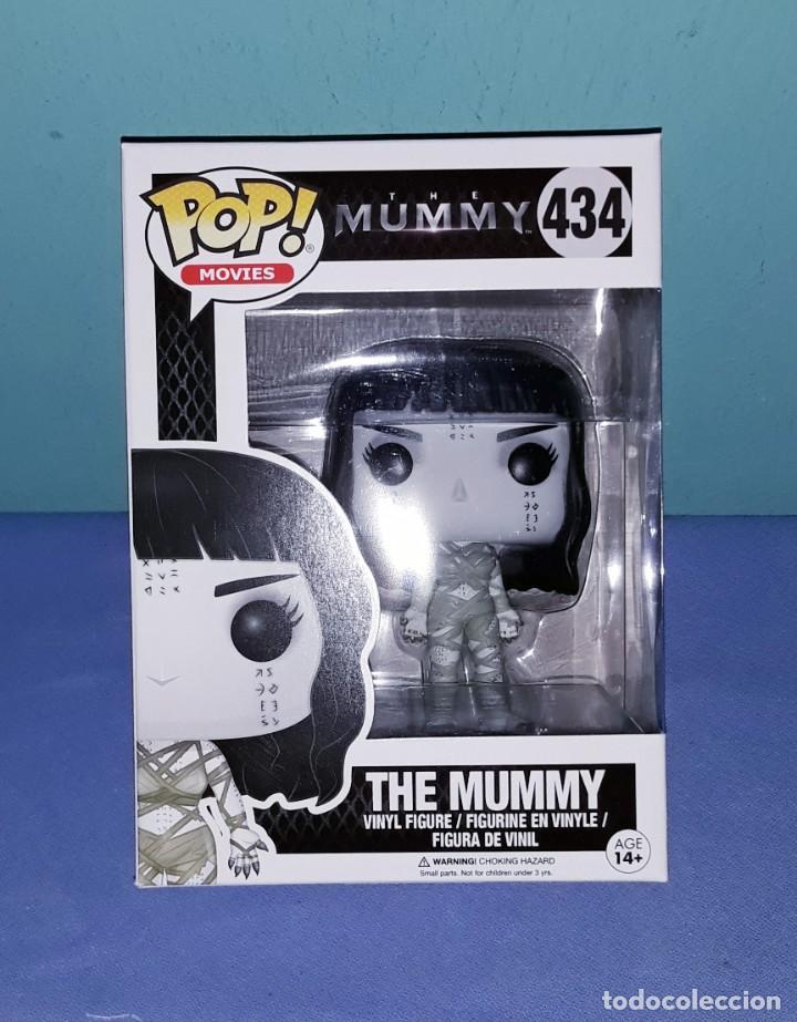FUNKO POP THE MUMMY Nº 434 IDEAL COLECCIONISTAS A ESTRENAR (Juguetes - Figuras de Acción - Otras Figuras de Acción)