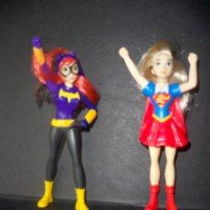 Figuras de acción: FIGURAS BATGIRL BATWOMAN SUPERWOMAN SUPERGIRL. Lote 39393082