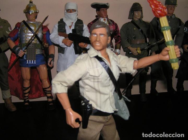 Figuras de acción: Indiana Jones. Harrison Ford. MDE ESCALA 1/6 MISTERIO - Foto 2 - 194172460