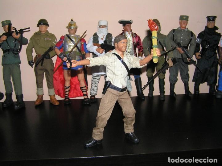 Figuras de acción: Indiana Jones. Harrison Ford. MDE ESCALA 1/6 MISTERIO - Foto 3 - 194172460