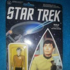 Figuras de acción: STAR TREK FIGURA SULU. Lote 194206716