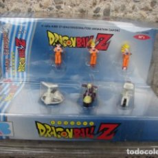 Figuras de acción: Nº 1 SUPER GUERREROS CON SCOTERS - DRAGON BALL - BOLA DE DRAGÓN - MICRO MACHINES AB. Lote 194292260