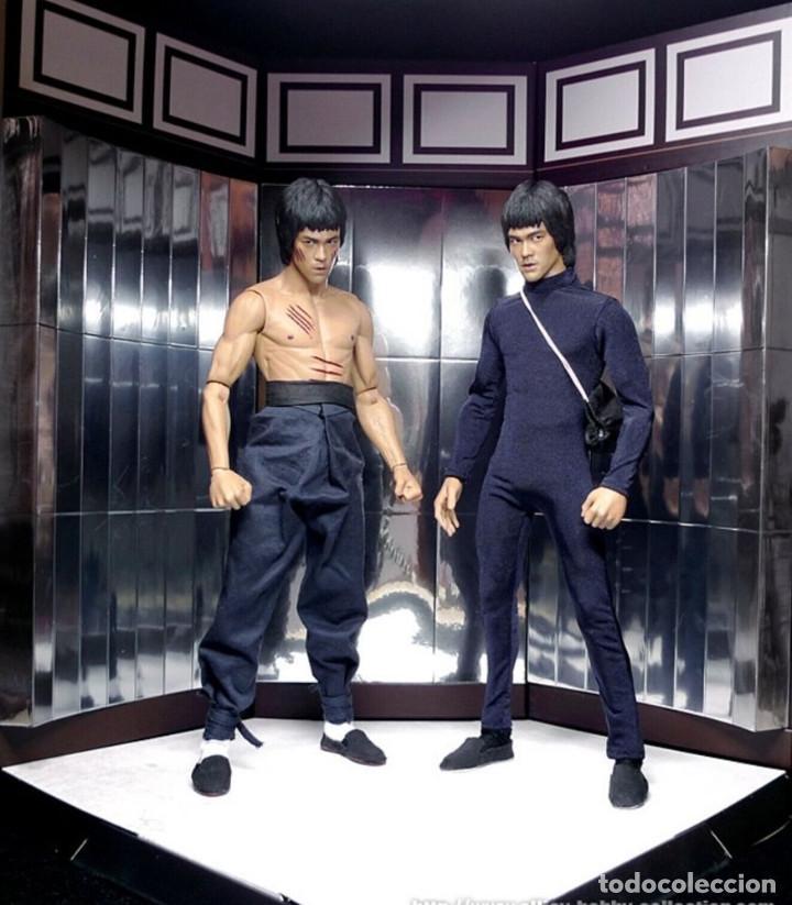 Figuras de acción: Bruce Lee - Hot Toys DX04 1/6 - Enter the Dragon + Game of Death + Extra Body - Foto 2 - 194521225