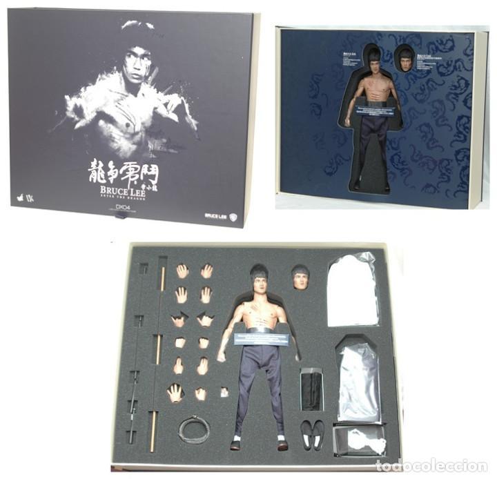 Figuras de acción: Bruce Lee - Hot Toys DX04 1/6 - Enter the Dragon + Game of Death + Extra Body - Foto 3 - 194521225