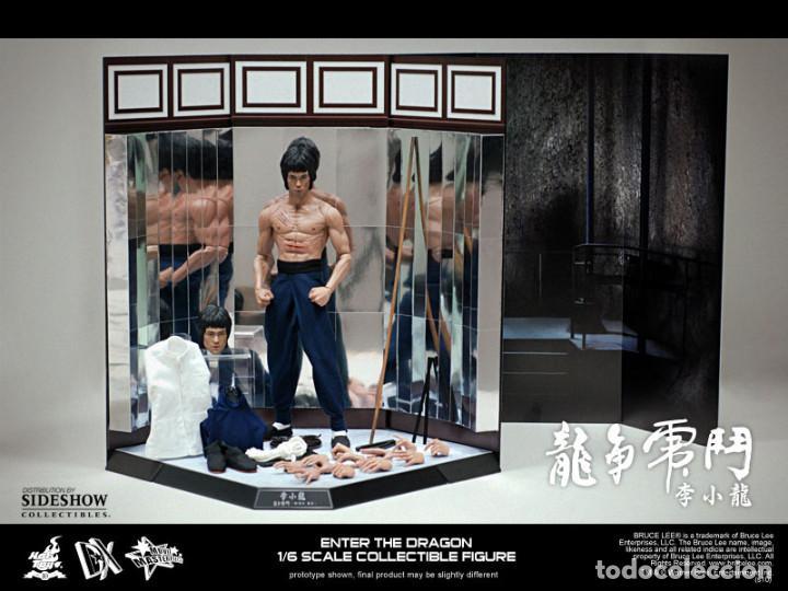 Figuras de acción: Bruce Lee - Hot Toys DX04 1/6 - Enter the Dragon + Game of Death + Extra Body - Foto 4 - 194521225
