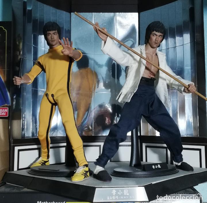 Figuras de acción: Bruce Lee - Hot Toys DX04 1/6 - Enter the Dragon + Game of Death + Extra Body - Foto 5 - 194521225