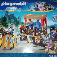 Figuras de acción: PLAYMOBIL SUPER 4 6695. Lote 194739581