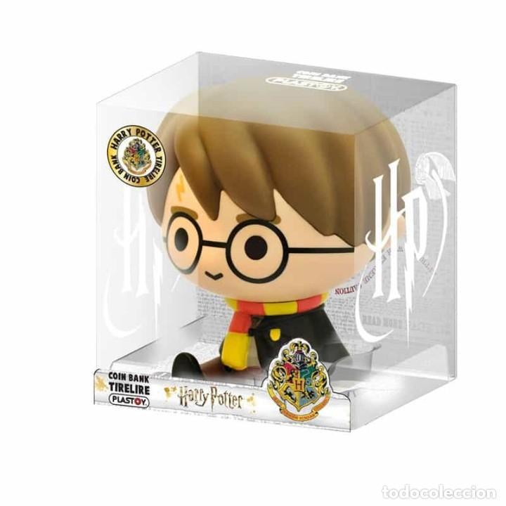 Figuras de acción: Harry Potter Hucha Chibi Harry Potter 15 cm - Foto 2 - 194749302