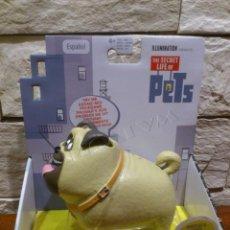 Figuras de acción: PETS - MASCOTAS - THE SECRET LIFE OF PETS - MEL - 2016 - ANDA Y HABLA - EN ESPAÑOL - NUEVO. Lote 195053368