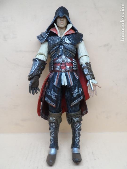 Figura Neca Ezio Auditore Black Costume Assass Buy Other Action Figures At Todocoleccion 195065776