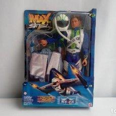 Figuras de acción: MAX STEEL. N-TEK PILOT.. Lote 195178736