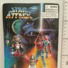 Figuras de acción: COLOFORMS STAR WARS BOOTLEG KO. Lote 195199806