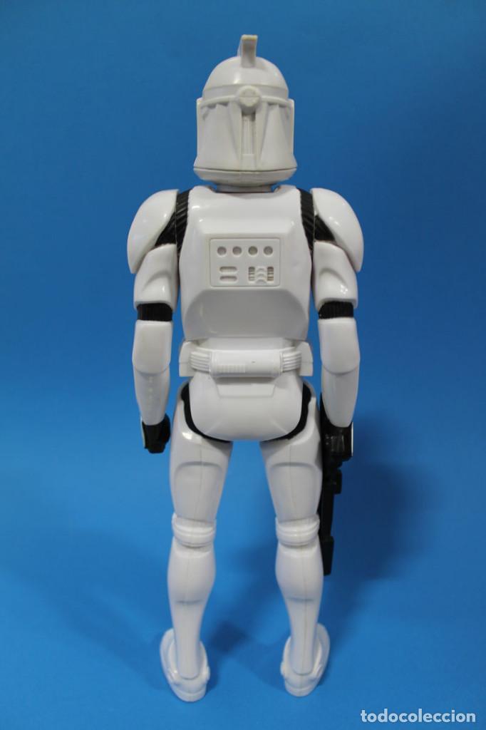 Figuras de acción: Muñeco Stormtrooper - Star Wars - Hasbro - Foto 3 - 195344505
