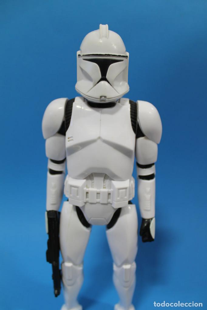 Figuras de acción: Muñeco Stormtrooper - Star Wars - Hasbro - Foto 5 - 195344505