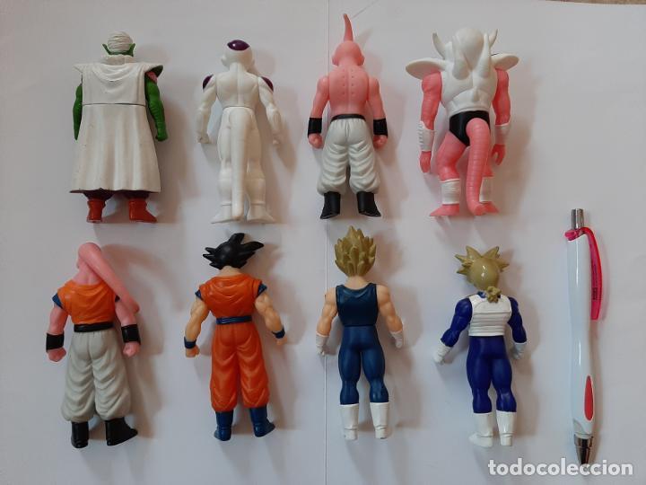 Figuras de acción: Dragon Ball, lote de 8 figuras de la serie, Bandai B/S-T, China 2008 - Foto 2 - 195369605