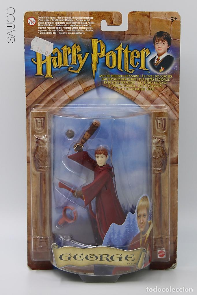 Figuras de acción: BLISTER HARRY POTTER GEORGE - Foto 1 - 195378878