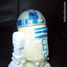 Figuras de acción: R2-D2, STAR WARS - FIGURA A CUERDA FUNCIONANDO - MARCA: 2006 BURGER KING. Lote 195404670