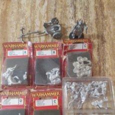 Figuras de ação: LOTE DE WARHAMMER. Lote 195629092