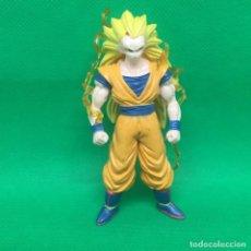 Figuras de acción: DRAGON BALL Z SON GOKU SUPER SAIYAN 3 FIGURA . Lote 196004533