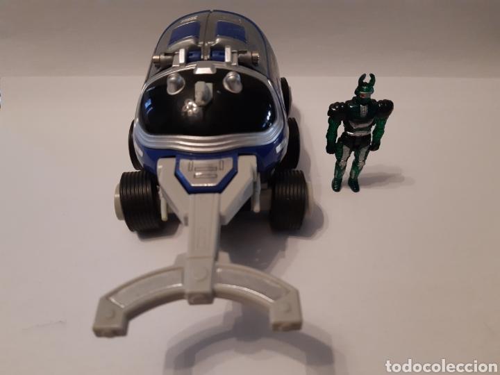 Figuras de acción: Big Bad Beetleborgs Blue Stinger bandai 1996 - Foto 2 - 197040045