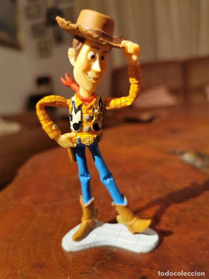 TOY STORY - DISNEY PIXAR BULLY BULLYLAND - SHERIFF WOODY (Juguetes - Figuras de Acción - Otras Figuras de Acción)