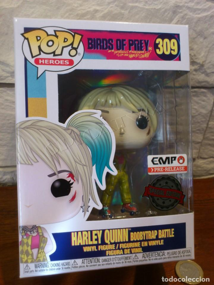 Birds Of Prey Harley Quinn Boobytrap Battle Buy Other Action Figures At Todocoleccion 198148402