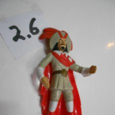 Figuras de acción: FIGURA DE ACCION MOSQUETERO - ENVIO INCLUIDO A ESPAÑA. Lote 198605228