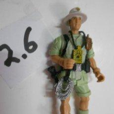 Figuras de acción: FIGURA DE ACCION EXPLORADOR . Lote 198608763