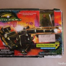 Figuras de acción: GODZILLA, COMBAT CANNON, DE 1998.. Lote 199237580