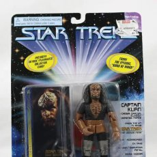 Figuras de acción: CAPTAIN KUAN.STAR TREK.PLAYMATES.1997.. Lote 200074997