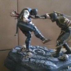 Figuras de acción: MORTAL KOMBAT, LUCHA. Lote 200072910