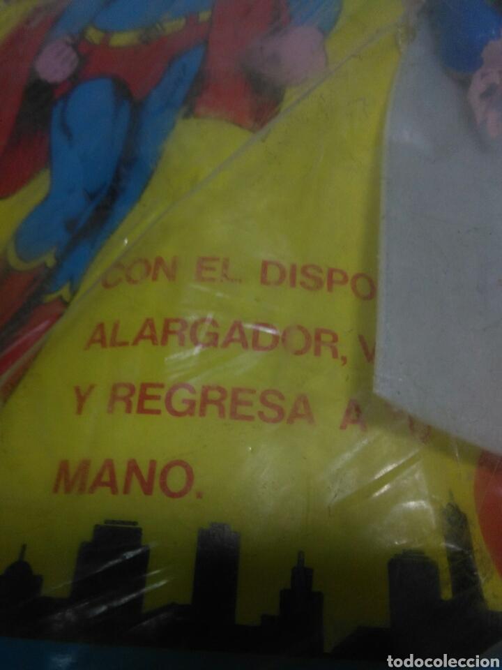 Figuras de acción: Figura superman bootleg en su blister sin abrir original de epoca - Foto 4 - 202355330