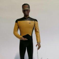 Figure di azione: LA FORGE - STAR TREK THE NEXT GENERATION - HAMILTON GIFTS - 25 CM -1992. Lote 202946092